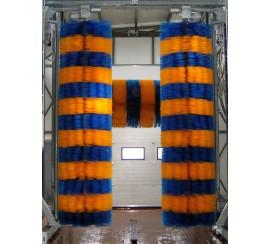 Szczotki do myjni ciężarowej 4,20m